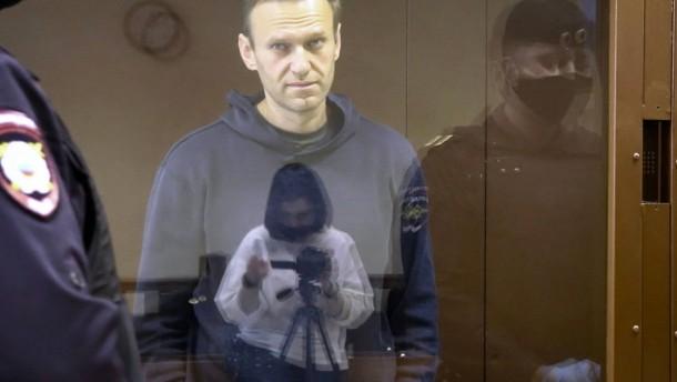 """""""Es wird Konsequenzen geben, falls Nawalnyj stirbt"""""""