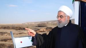 "Iran will Amerikas ""destruktive Präsenz"" beenden"