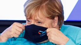 Merkel: Große Mehrheit der Bürger trägt die Schutzmaßnahmen mit