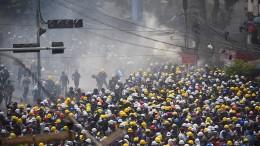Wie reagiert Südostasien auf die Gewalt in Myanmar?