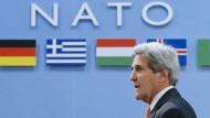 Der amerikanische Außenminister Kerry fordert von der EU mehr Verantwortung in der Nato zu übernehmen.