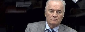 Ratko Mladic im Januar 2014 im Gerichtssaal in Den Haag