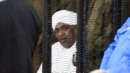Zwei Jahre Hausarrest für Omar al-Baschir