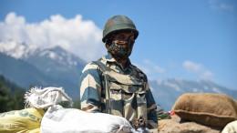 Indien sucht eine Strategie gegenüber China