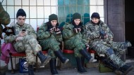 Durchbruch für Minsk?