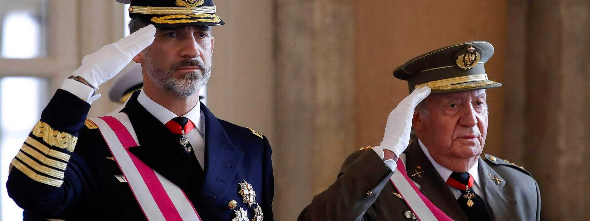 Wird König Felipe zum politischen Vatermörder?