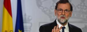 Der spanische Premierminister Mariano Rajoy am Samstag in Madrid