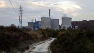 Streitobjekt: Kraftwerk in Tuszla