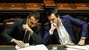 Salvini droht schon wieder mit vorgezogenen Wahlen