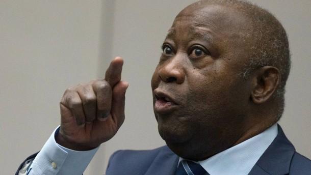 Freispruch für Laurent Gbagbo bestätigt