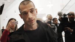Pariser Justiz ermittelt gegen Pawlenskij
