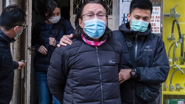Elf weitere Mitglieder der Demokratiebewegung festgenommen