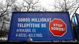 Soros-Stiftung verlässt Ungarn