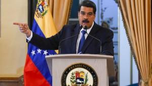 """Maduro: """"Wahlen haben keine Priorität"""""""