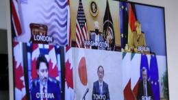 Mehrheit der Amerikaner traut Biden gute Außenpolitik zu