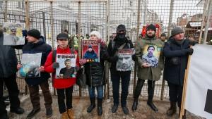 Russland beklagt Wahlbehinderung in Ukraine