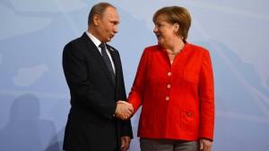 Russland rechnet mit Merkel