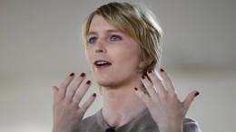 Chelsea Manning will für Senat kandidieren