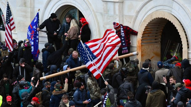 Sicherheitsbehörden hatten Hinweise auf Kapitol-Angriff