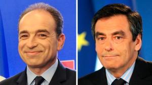 Fillon und Copé einig über Urwahl