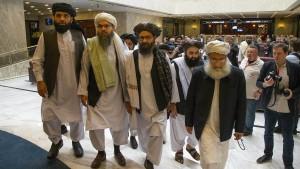 Taliban lehnen Gespräche mit Regierung ab