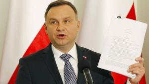 EuGH urteilt abermals gegen Polen