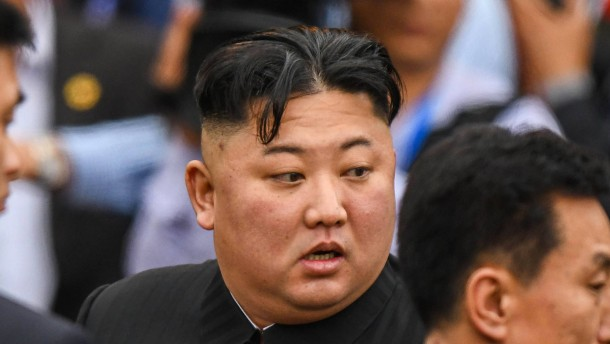 Ein enttäuschter Diktator