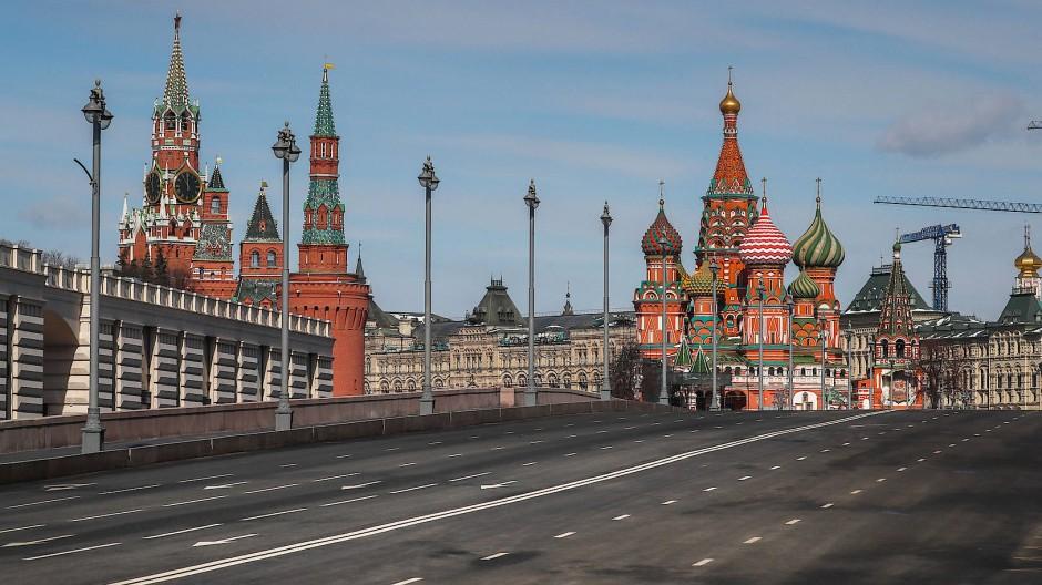 Desinformation über das Corona-Virus kommt oft aus Russland.