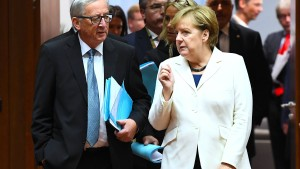 Exportwirtschaft stützt Brexit-Kurs der EU