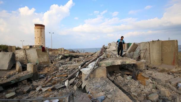 Palästinenser bei israelischem Luftangriff getötet