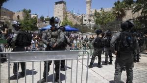 Tote bei Antiterror-Operation im Westjordanland
