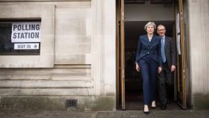 Tories stärker als erwartet