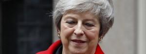 Muss sich Kritik erwehren: Theresa May