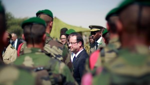Hollande will Truppen ab Anfang März zurückziehen