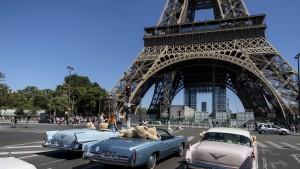 Frankreich hebt Maskenpflicht im Freien auf