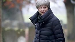 Theresa May nach Brexit-Rückschlag in Brüssel unter Druck