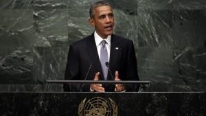 Obama nennt Assad einen Tyrannen