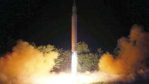 Rakete könnte gesamte Vereinigte Staaten erreichen