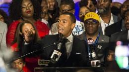 Afroamerikaner zu Bürgermeister von Montgomery gewählt
