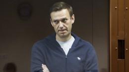 Prominente fordern von Putin medizinische Hilfe für Nawalnyj