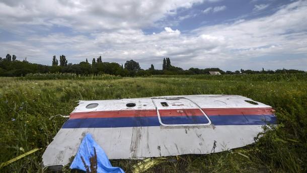 Ermittler: Buk-Rakete kam von russischer Armee