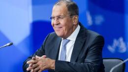 Lawrow: Beziehungen zu Deutschland nicht gespannt
