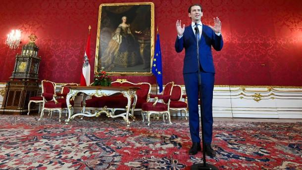 Die Regierungsbildung in Wien wird lange dauern