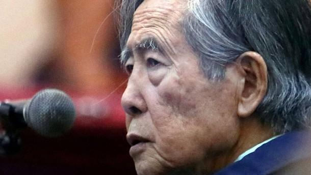 Fujimori soll wieder ins Gefängnis