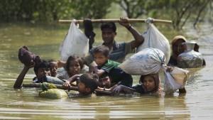"""UN sprechen von """"ethnischer Säuberung"""""""