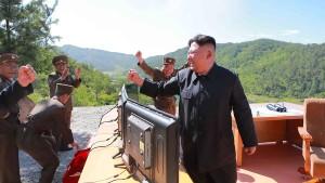 Nordkorea fliegt jetzt in der Königsklasse