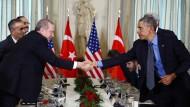 Obama drängt Türkei zum Spannungsabbau mit Russland