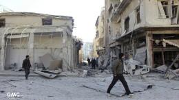 Amerika kritisiert Angriffe auf Zivilisten