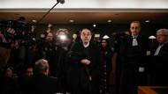 Vor Gericht: Der Erzbischof von Lyon, Philippe Kardinal Barbarin