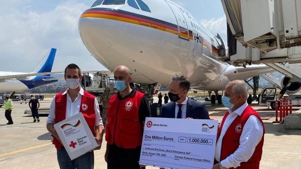 Maas macht Reformen zur Bedingung für langfristige Hilfe